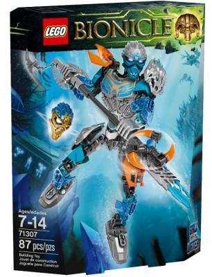 Конструктор Lego Bionicle: Объединительница Воды Гали 87 элементов 71307