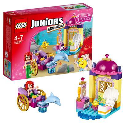 Конструктор LEGO Juniors: Карета Ариэль 70 элементов 10723