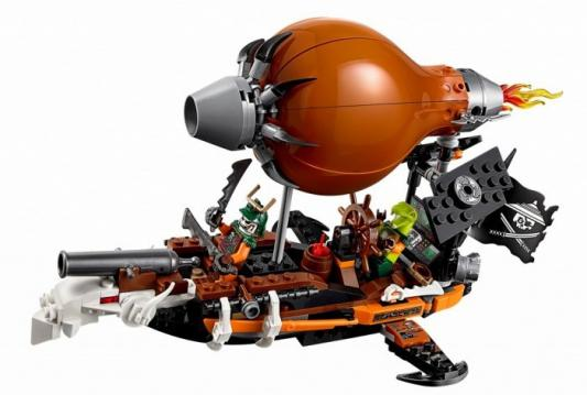 Конструктор Lego Ниндзяго Дирижабль-штурмовик 294 элемента 70603