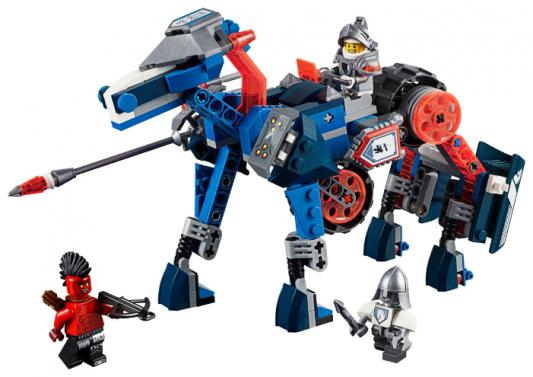 Конструктор Lego Нексо Ланс и его механический конь 237 элементов 70312