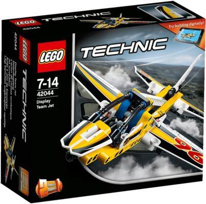 Конструктор Lego Техник Самолёт пилотажной группы 113 элементов 42044