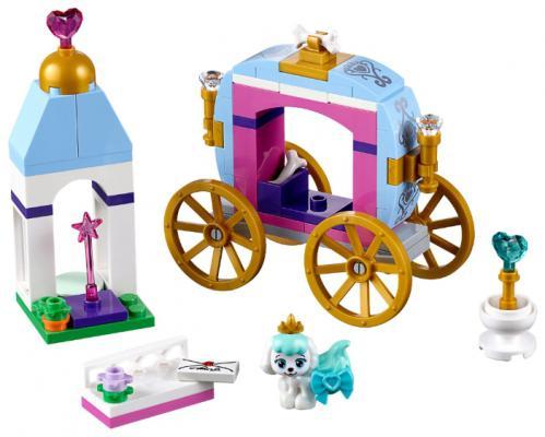 Конструктор Lego Disney Princesses Королевские питомцы: Тыковка 79 элементов 41141
