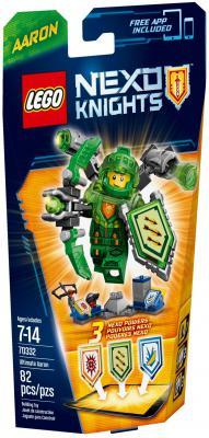 Конструктор Lego Нексо Аарон – Абсолютная сила 82 элемента 70332