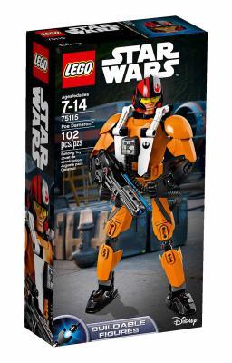 Конструктор Lego Star Wars: По Дамерон 102 элемента 75115