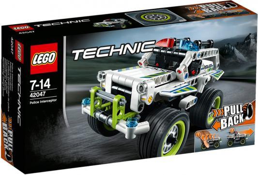 Конструктор LEGO Техник Полицейский патруль 185 элементов 42047