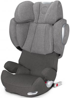 Автокресло Cybex Solution Q2-Fix Plus (manhattan grey)