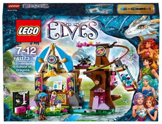 Конструктор Lego Elves: Школа драконов 230 элементов 41173