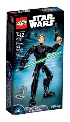 Конструктор Lego Star Wars: Люк Скайуокер 83 элемента 75110