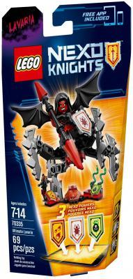 Конструктор Lego Нексо Лавария– Абсолютная сила 69 элементов 70335