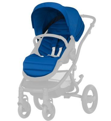 Сменный комплект для коляски Britax Affinity 2 (ocean blue)