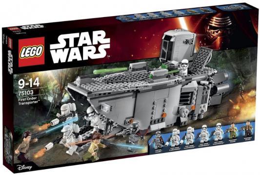 Конструктор Lego Star Wars: Транспорт Первого Ордена 792 элемента 75103