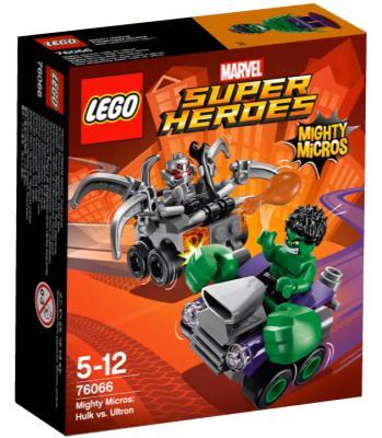 Конструктор Lego Super Heroes: Халк против Альтрона 80 элементов 76066
