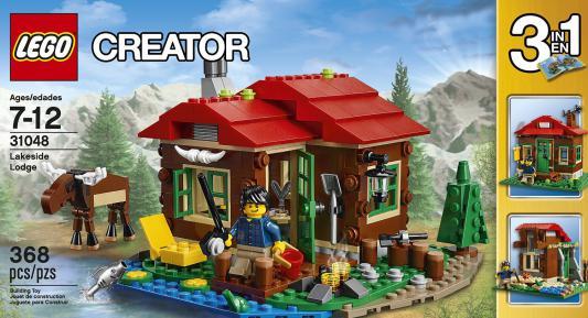 Конструктор Lego Creator: Домик на берегу озера 368 элементов 31048