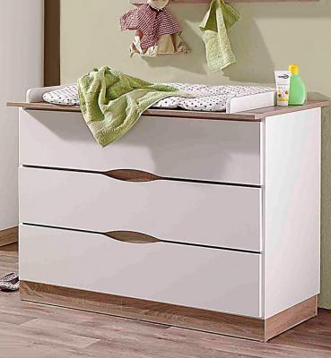 Пеленальный комод Geuther Vista кровать geuther детская кроватка vista белая