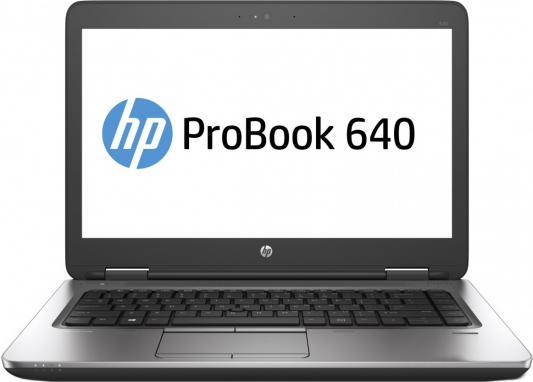"Ноутбук HP ProBook 640 G2 15.6"" 1366x768 Intel Core i3-6100U V1A92EA"