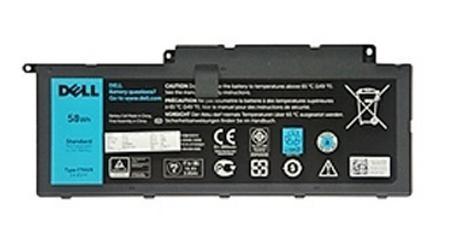 Фото - Аккумуляторная батарея для ноутбуков DELL 4 cell для Dell E7450 451-BBOG аккумуляторная батарея для ноутбуков dell primary 6 cell 65w hr expresscharge capable kit 451 11980