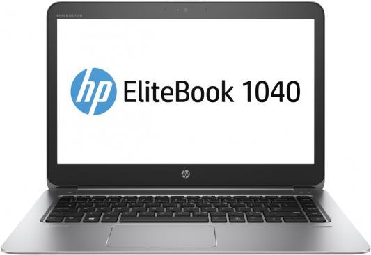 Ноутбук HP EliteBook Folio 1040 G3 (V1B13EA) hp elitebook folio 1040 g3 metallic grey v1b13ea page 3