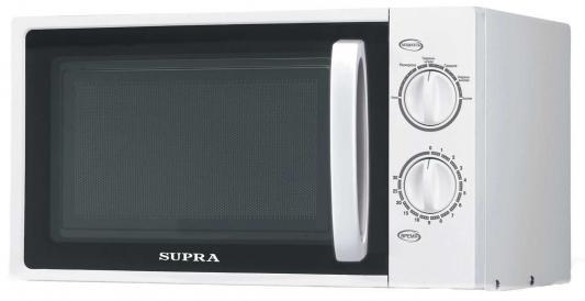 СВЧ Supra MWS-1805MW 700 Вт белый свч supra mws 1808mw 18 л белый
