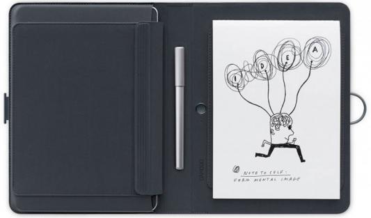Графический планшет Wacom + автономное перо CDS-600P