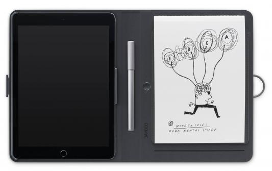 Графический планшет Wacom Bamboo Spark CDS-600C + автономное перо
