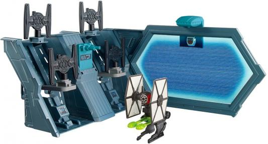 Игровой набор Hot Wheels Star Wars Tie Fighter CGN33/CMT37 игровой набор hot wheels star wars tie fighter cgn33 cmt37