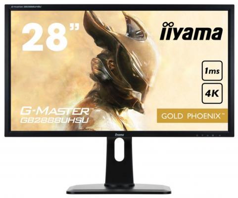 "Монитор 28"" iiYama G-Master GB2888UHSU-B1"