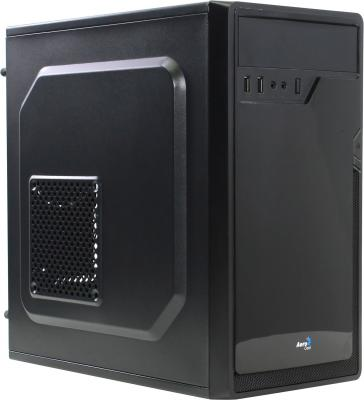 Корпус microATX Aerocool Cs-100 Advance Black Без БП чёрный 4713105955460