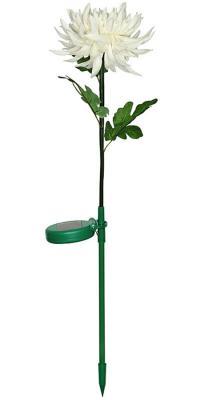 Садовый светильник Старт САД 1LED хризантема комбинированная расцветка светильник садовый старт лягушки