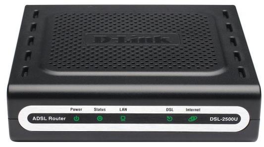 Модем ADSL D-LINK DSL-2500U/BA/D4C