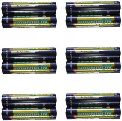 Батарейки Nexcell LR3 AAA 12 шт LR03
