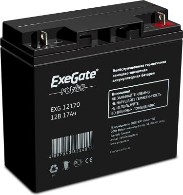 ������� Exegate 12V 17Ah EG17-12 EXG12170
