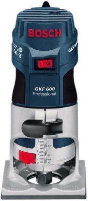 Фрезер Bosch GKF 600 + оснастка