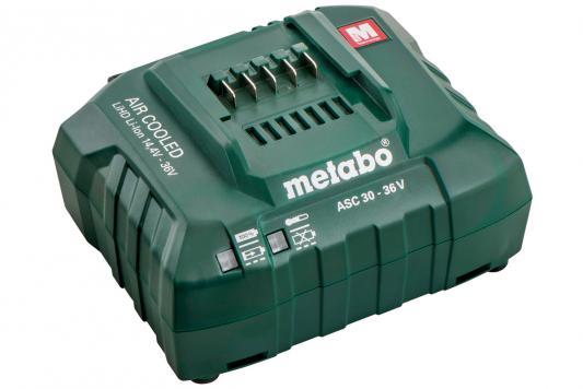 Зарядное устройство Metabo 627044000 зарядное устройство metabo ac 30 plus