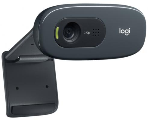 Веб-Камера Logitech Webcam C270 960-001063 цена и фото