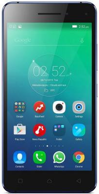 Смартфон Lenovo Vibe S1 синий 5 32 Гб LTE Wi-Fi GPS PA200025RU смартфон asus zenfone live zb501kl золотистый 5 32 гб lte wi fi gps 3g 90ak0072 m00140
