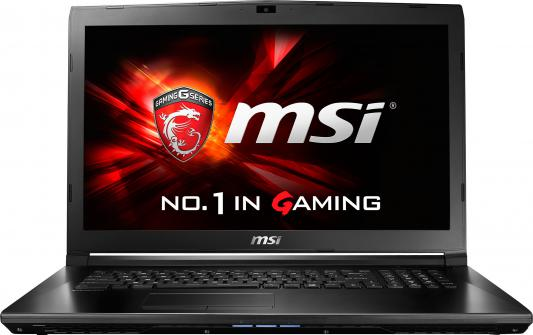 "Ноутбук MSI GL72 6QD-006XRU 17.3"" 1920x1080 Intel Core i7-6700HQ 9S7-179675-006"