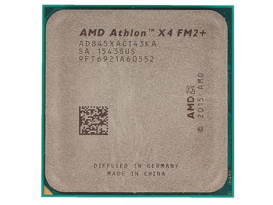 Процессор AMD Athlon X4 845 AD845XACI43KA Socket FM2+ OEM процессор процессора amd athlon series fm2 socket