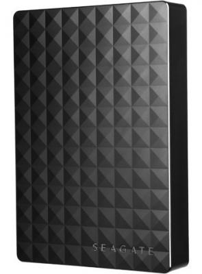 Внешний жесткий диск 2.5 USB3.0 4 Tb Seagate STEA4000400 черный seagate stea4000400