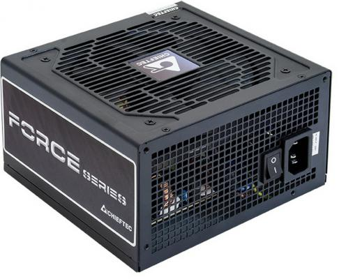 БП ATX 450 Вт Chieftec CPS-450S цена и фото