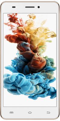 "Смартфон Irbis SP56 золотистый 5.5"" 8 Гб LTE Wi-Fi GPS"