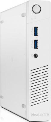 Неттоп Lenovo IdeaCentre 200 Intel Celeron-3205U 4Gb 500Gb Intel HD Graphics 64 Мб DOS белый 90FA002MRS