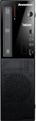 Системный блок Lenovo ThinkCentre Edge 73 SFF i3-4170 3.7GHz 4Gb 500Gb DVD-RW Win7Pro Win10Pro клавиатура мышь черный 10AUS01X00