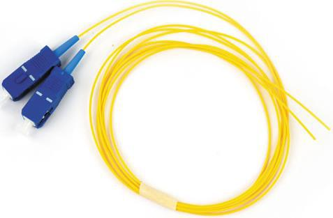 Патч-корд ITK FPT09-SCU-C1L-1M5 волоконно-оптический шнур 1.5м