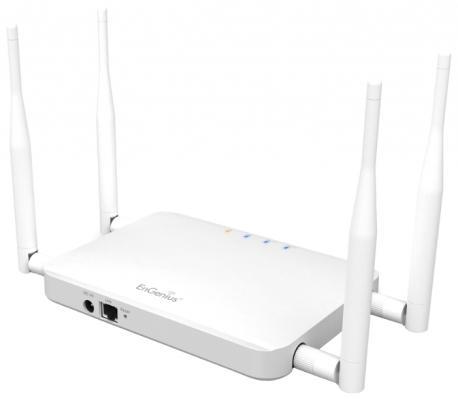 Точка доступа EnGenius ECB600 802.11n 600Mbps 2.4/5 ГГц точка доступа engenius ecb600 802 11n 600mbps 2 4 5 ггц