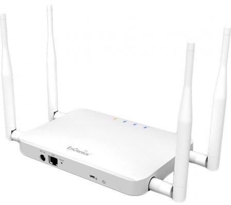 Маршрутизатор EnGenius ECB1200 802.11aс 866Mbps 2.4 ГГц 5 ГГц 1xLAN PoE белый
