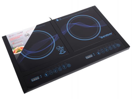 лучшая цена Индукционная электроплитка ENDEVER Skyline IP-34 чёрный