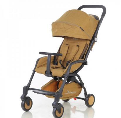 Прогулочная коляска Jetem Muzzy (yellow)