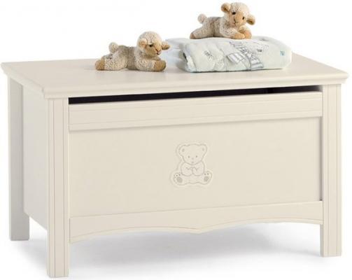 Ящик для игрушек Erbesi Incanto (слоновая кость) ящик для игрушек с крышкой erbesi incanto мдф слоновая кость