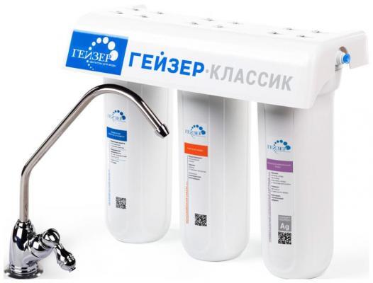 Фильтр Гейзер Классик Комп для железистой воды 16020