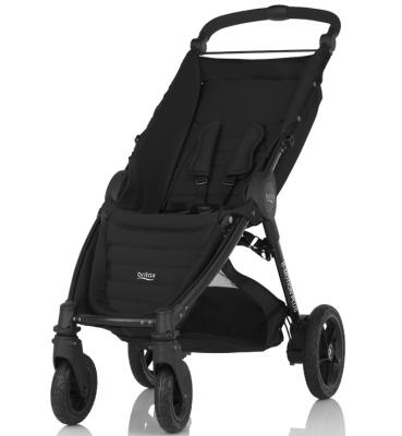 Купить Прогулочная коляска Britax B-Motion 4 Plus (cosmos black), черный, Прогулочные коляски
